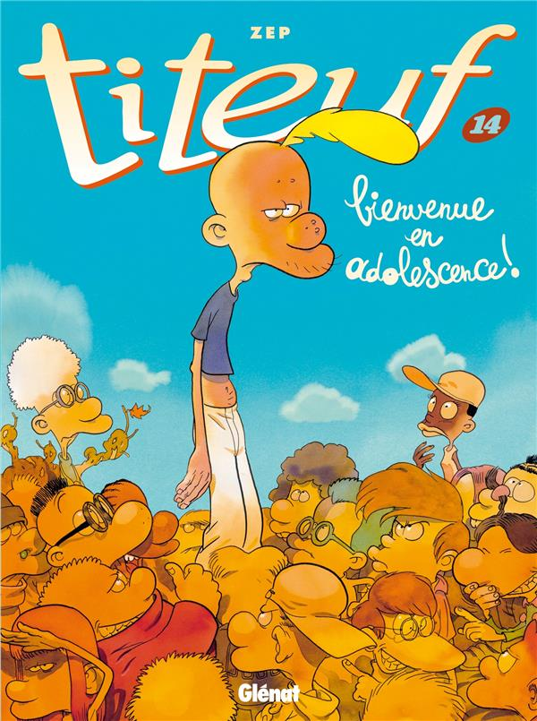 TITEUF   TOME 14